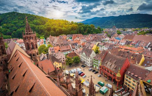 Fribourg-en-Brisgau (Allemagne)