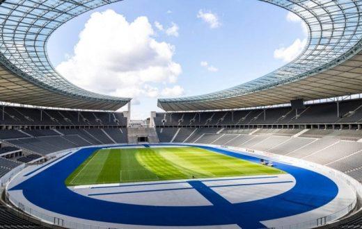 Le stade olympique de Berlin (Olympiastadion Berlin)