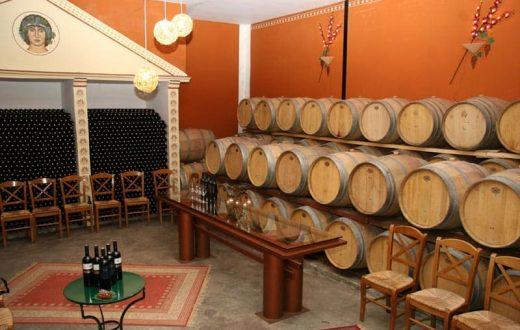 Domaine viticole de Palivos