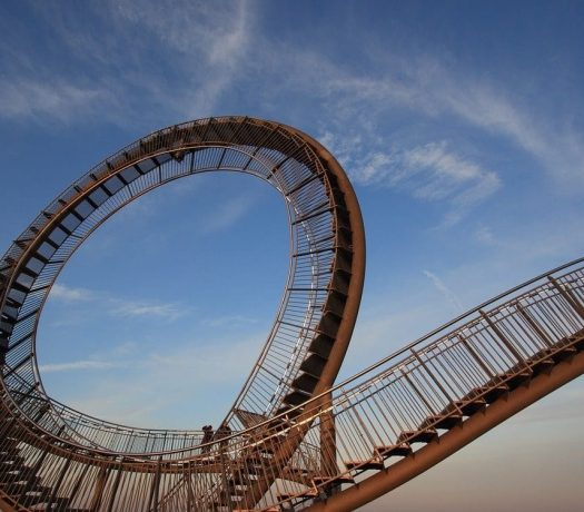 Tiger and Turtle – Magic Mountain - Duisbourg