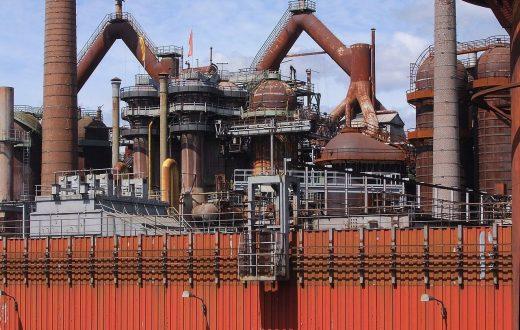 L'usine sidérurgique de Völklingen