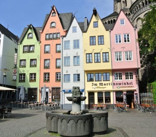 Cologne - centre historique