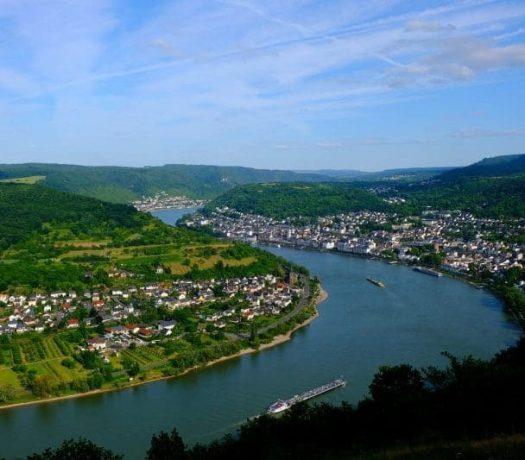 Vallée du Rhin Moyen