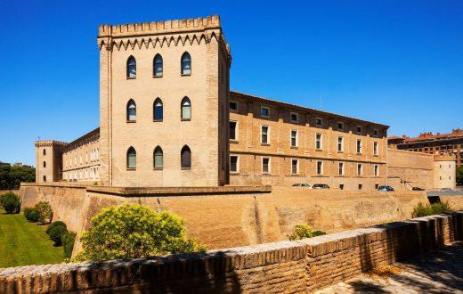 Le Palais Aljaferia (Saragosse)