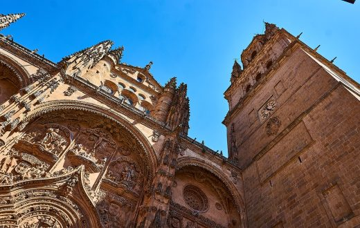 Les Cathédrales de Salamanque