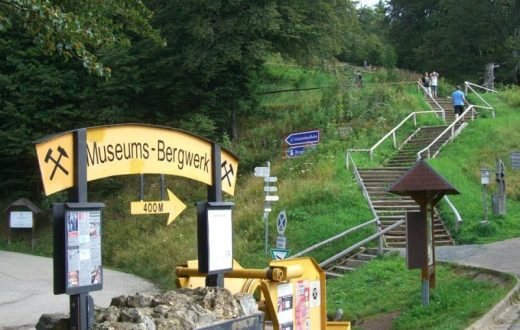 Le musée de la mine du Schauinsland