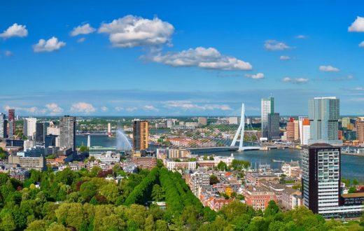 Rotterdam, la ville du futur