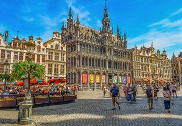 Voyage scolaire à Bruxelles