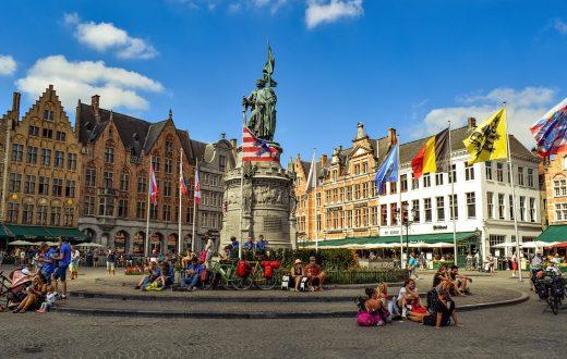 La ville de Bruges