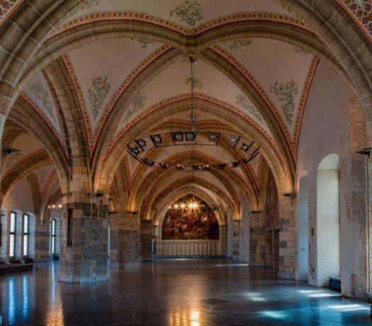 Hôtel de Ville - salle historique (Aix-la-Chapelle)