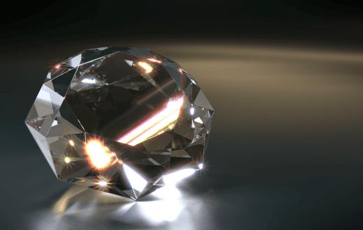 Découverte guidée d'une taillerie de diamants