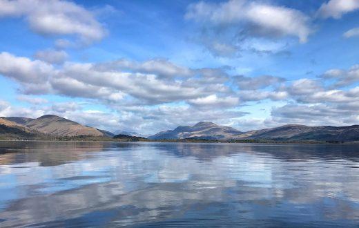 Croisière en bateau sur le Loch Lomond