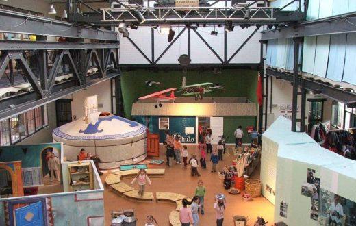 Musée Labyrinthe pour enfants (Berlin)