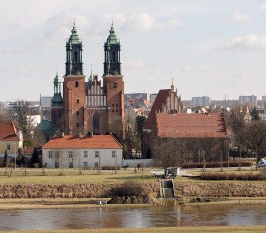L'île de la cathédrale - Poznan