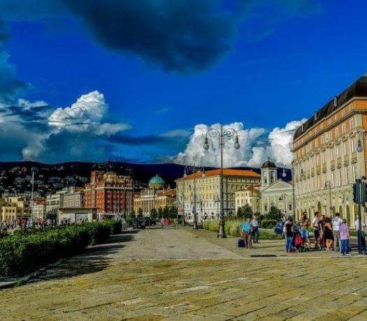 La ville de Trieste
