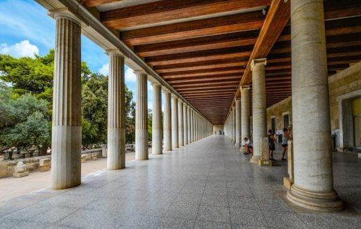 Musée de l'Acropole à Athènes
