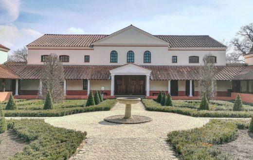 Villa Borg à Perl