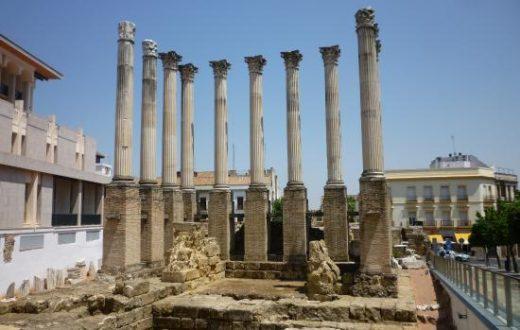 Temple romain Cordoue