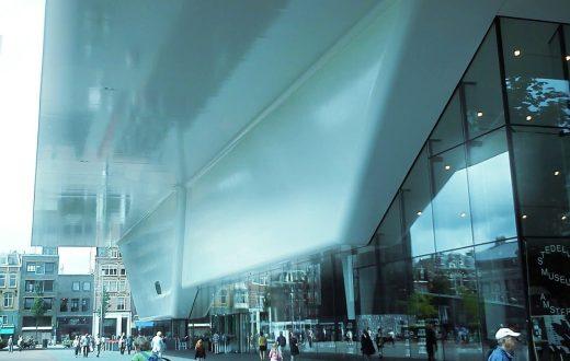 Musée Stedelijk à Amsterdam