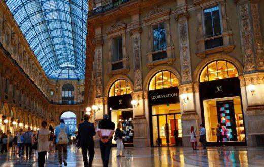 Quadrilatère de la mode (Milan)
