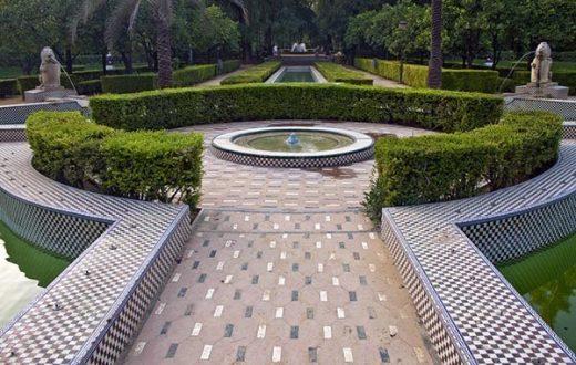 Parc María Luisa et Plaza de España