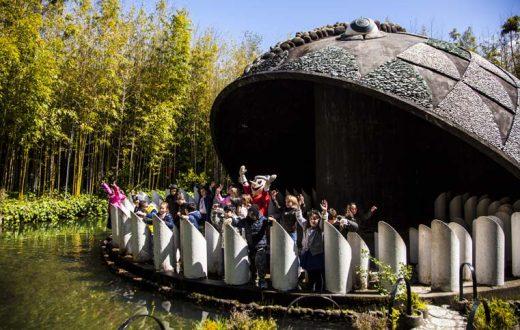 Parc Monumental de Pinocchio (Toscane)