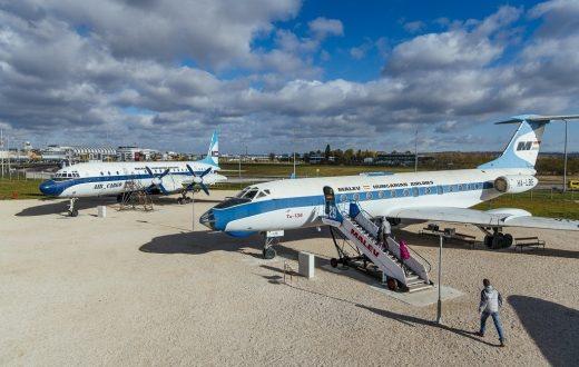 Musée Aero Park Budapest