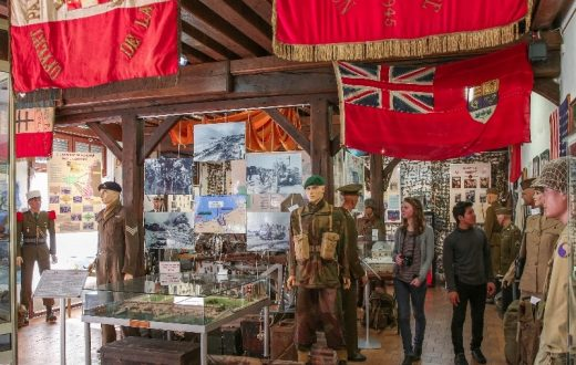 Le musée de la Résistance et de la Déportation de Forges-les-Eaux