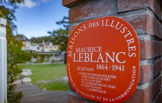 Clos Lupin – Maison Maurice Leblanc à Etretat