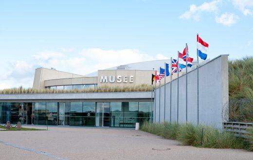 Le musée du Débarquement de Utah Beach