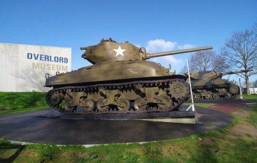 Overlord Museum (Omaha Beach)