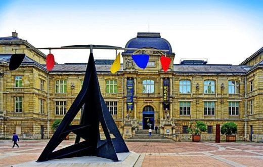 Le musée des Beaux-Arts de Rouen