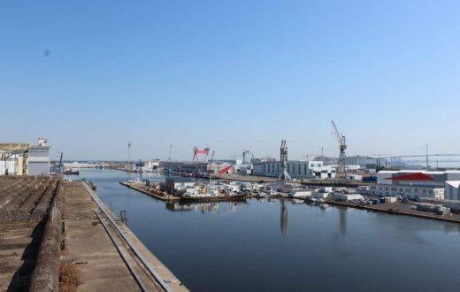 Le Grand port de Nantes-Saint-Nazaire