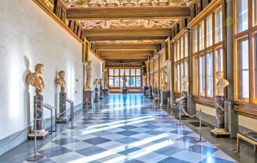 Galerie des Offices, Florence