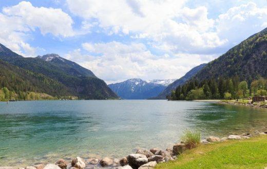Le lac Achensee