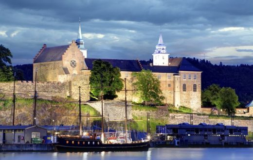 Forteresse d'Akershus