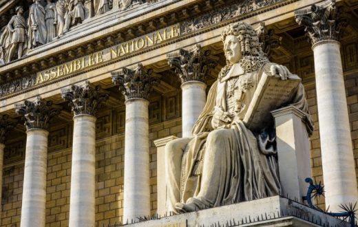 Assemblée Nationale – Palais Bourbon