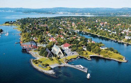 Péninsule de Bygdøy (Oslo)