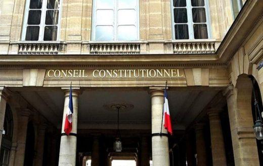 Conseil Constitutionnel – Palais Royal