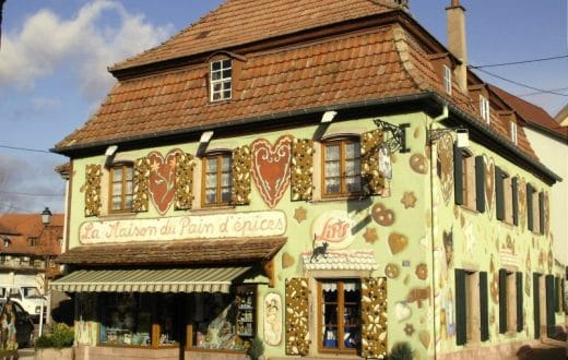 Gertwiller, capitale du pain d'épices