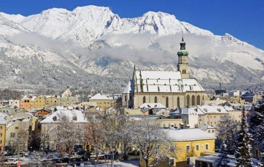 Hall en Tyrol