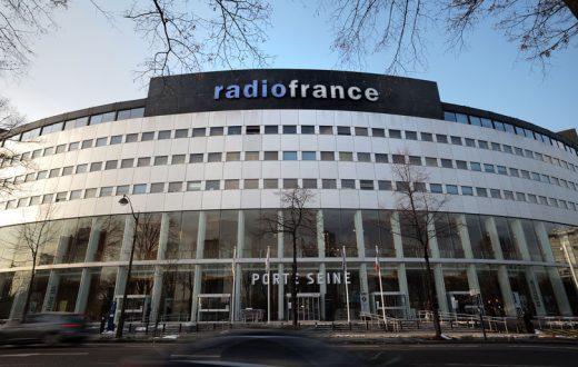 La Maison de la Radio France