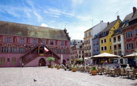 La ville de Mulhouse