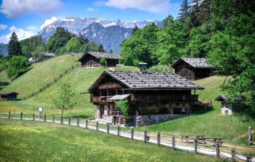 Musée de la ferme tyrolienne à Kramsach