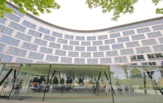 La Maison de l'UNESCO à Paris
