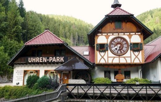 Route allemande de l'horlogerie