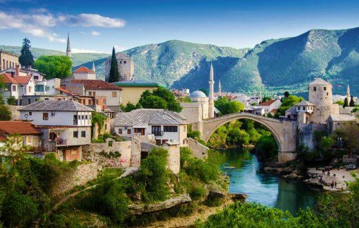Ville de Mostar