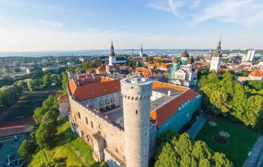 Tallinn – la Ville Haute (Toompea)