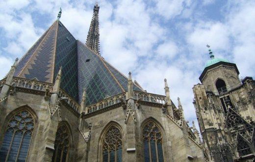 La cathédrale Saint-Étienne de Vienne (Stephansdom)