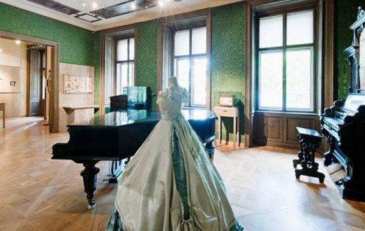 L'appartement de Johann Strauss à Vienne